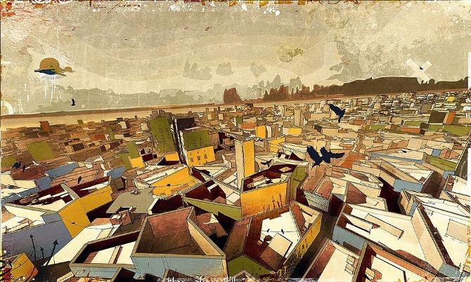 Doctor Ojiplatico. Lekan Jeyifous. Settlements and City Strategies