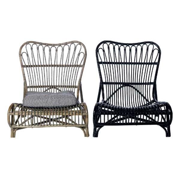 Tuindesign rotan stoelen revival of the sixties for Stoelen voor buiten