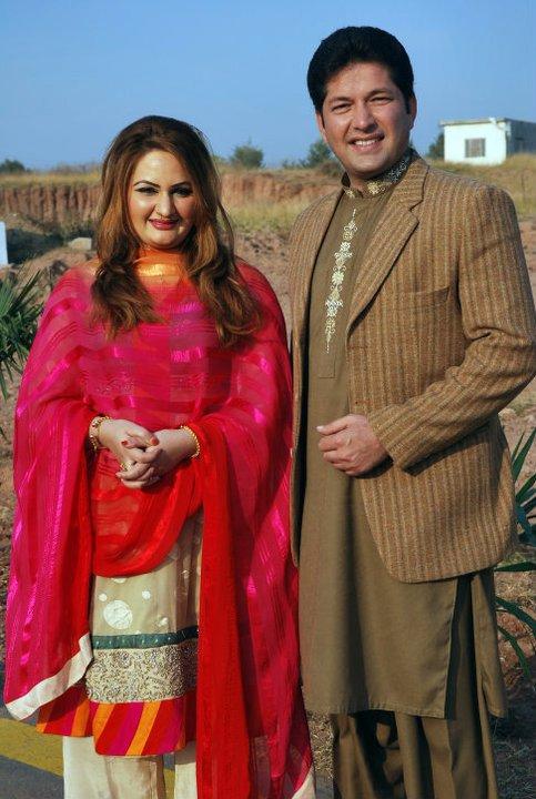 Musarrat mohmand wedding dresses