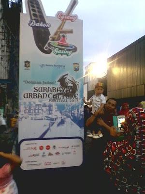SUCF 2015 : Perang Permainan Tradisional Indonesia