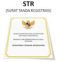 STR (Surat Tanda Registrasi) Kesehatan