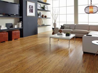 Modern Laminate Floor Design
