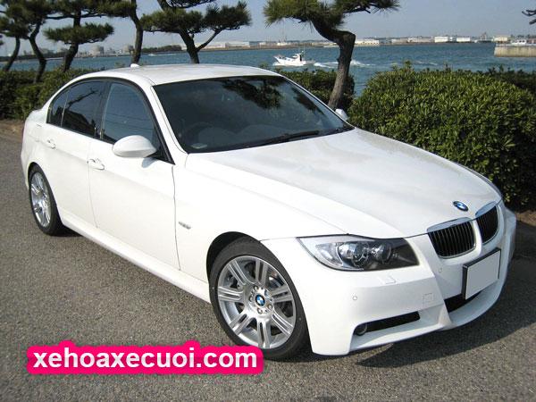 Cho thuê xe tháng BMW 335i