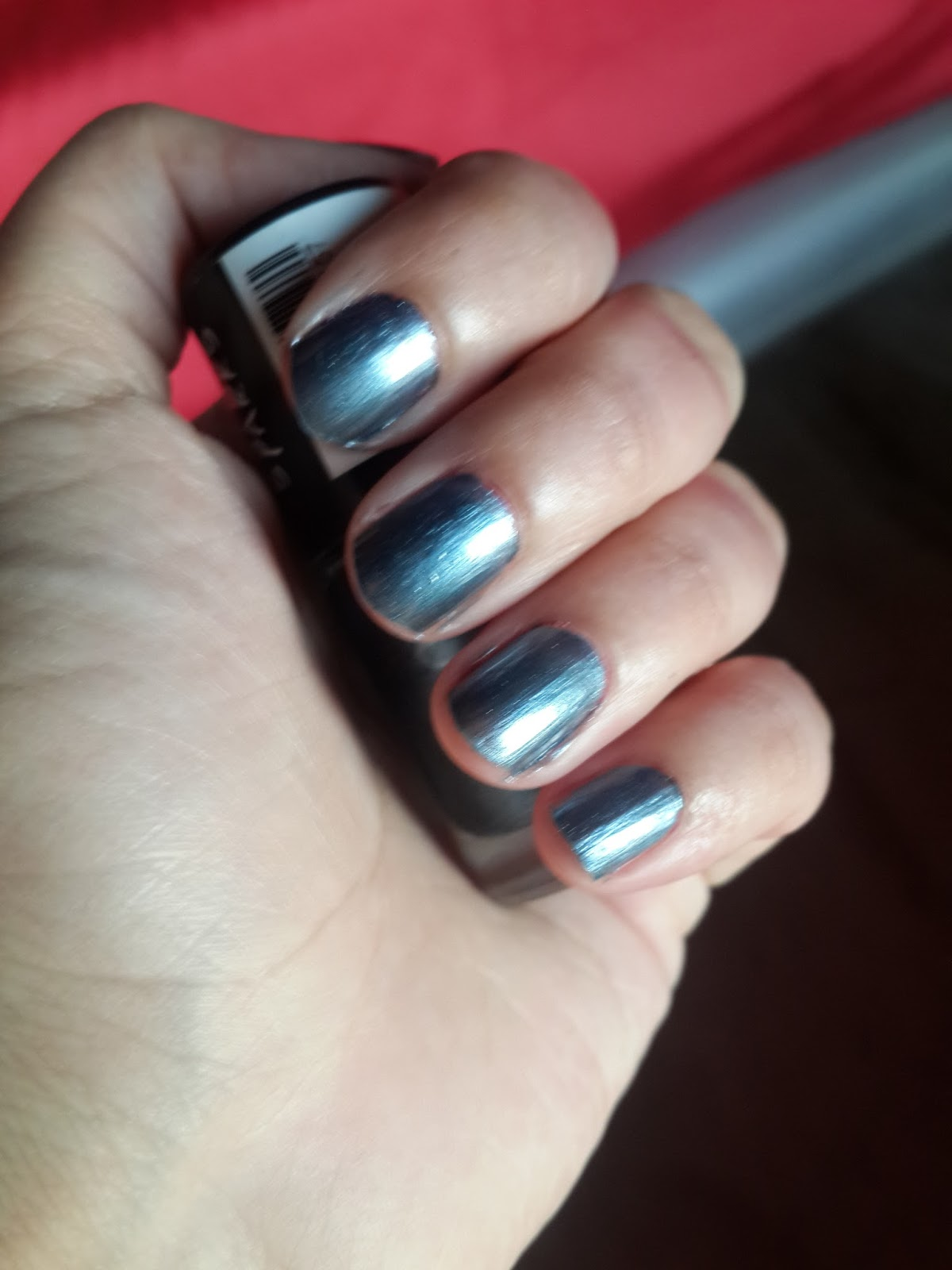 RIDZI MAKEUP: Maybelline Color Show Bright Sparks Review in Molten ...
