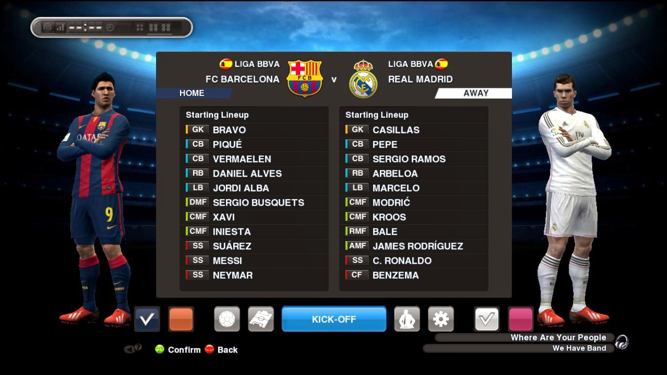 Idm patch 2014 for pes