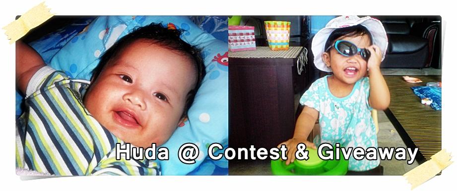 Huda @ Contest & GiveAway