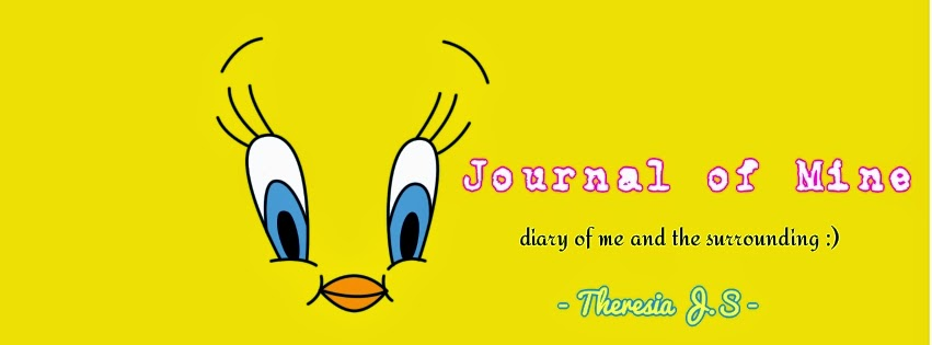 Journal of Mine!