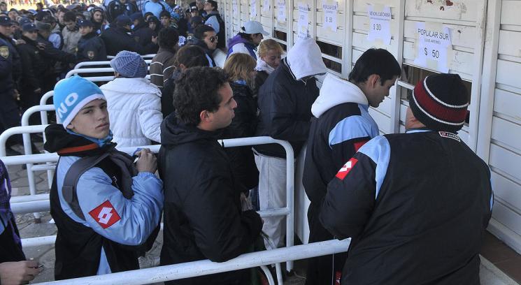 venta de entradas para belgrano de cordoba vs argentinos juniors