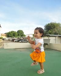 aprendendo a andar