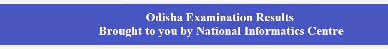 SSC, CHSE, Matric result in Odisha 2014