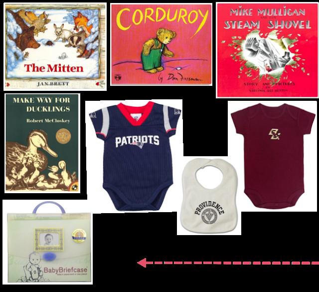 gender neutral baby shower gifts
