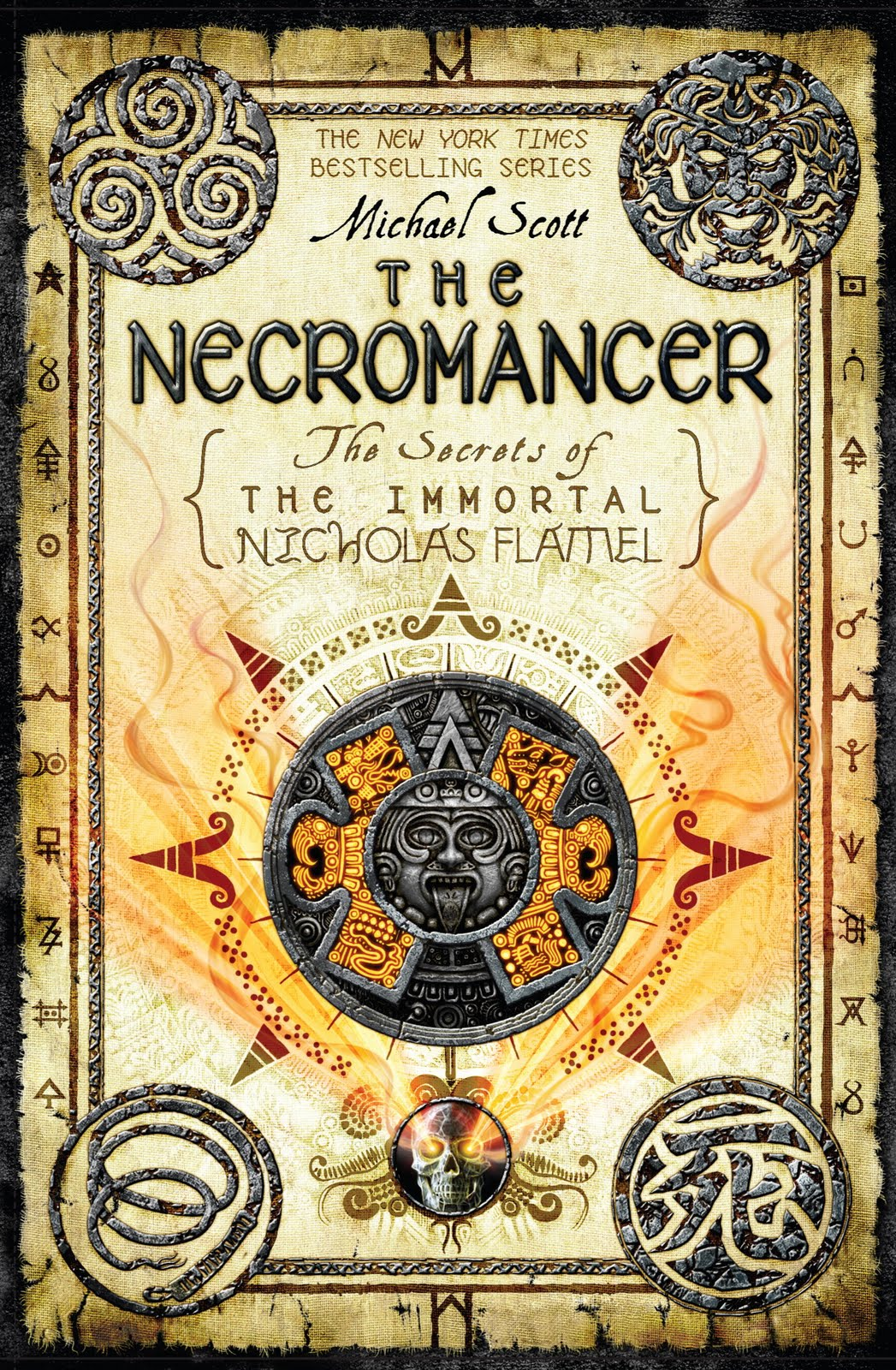 Book Review: The Necromancer By Michael Scott