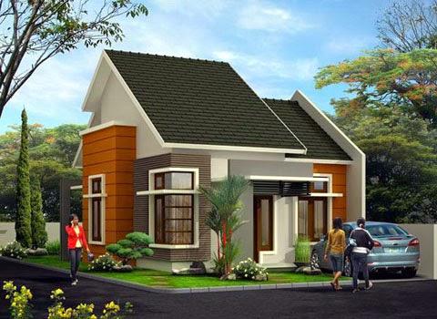 Contoh Desain Rumah Minimalis 03