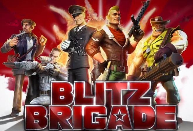 GAMERS HOOD: Gameloft releases trailer for Blitz Brigade ...