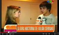 JULIAN SERRANO ENTREVISTADO EN AM