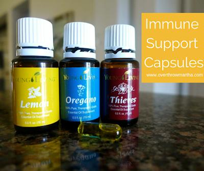 Immune Support Blend Recipe