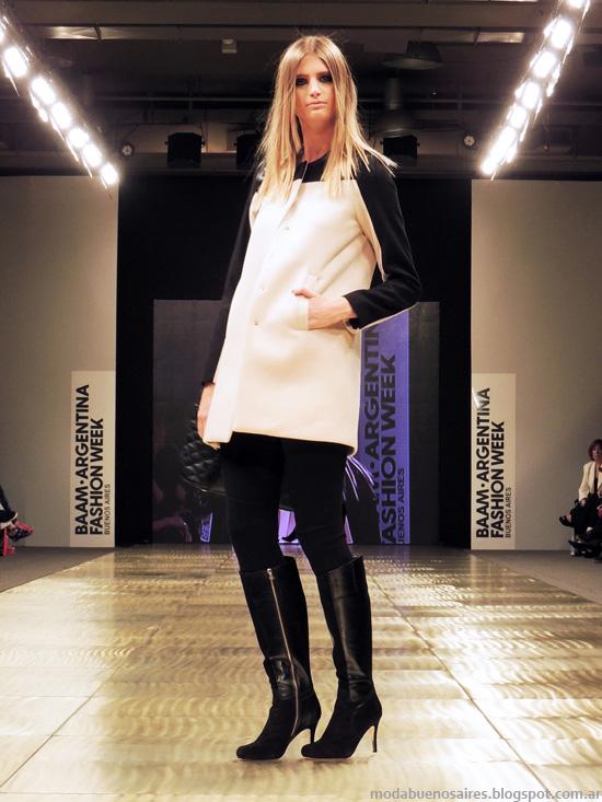 Markova invierno 2014 moda Baam 40