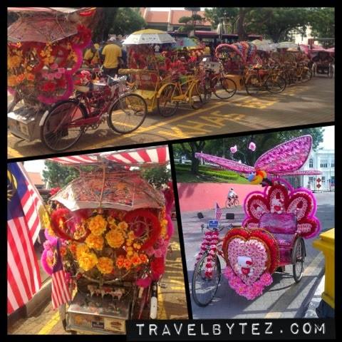 Short Adventure at Jonker Street (Malacca, Malaysia)