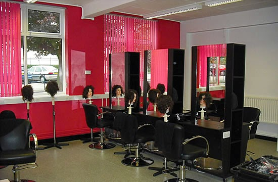 Salon Ideas Design unique hair salon with wall art ideas interior for hair salon hair salon interior Standart Chairs