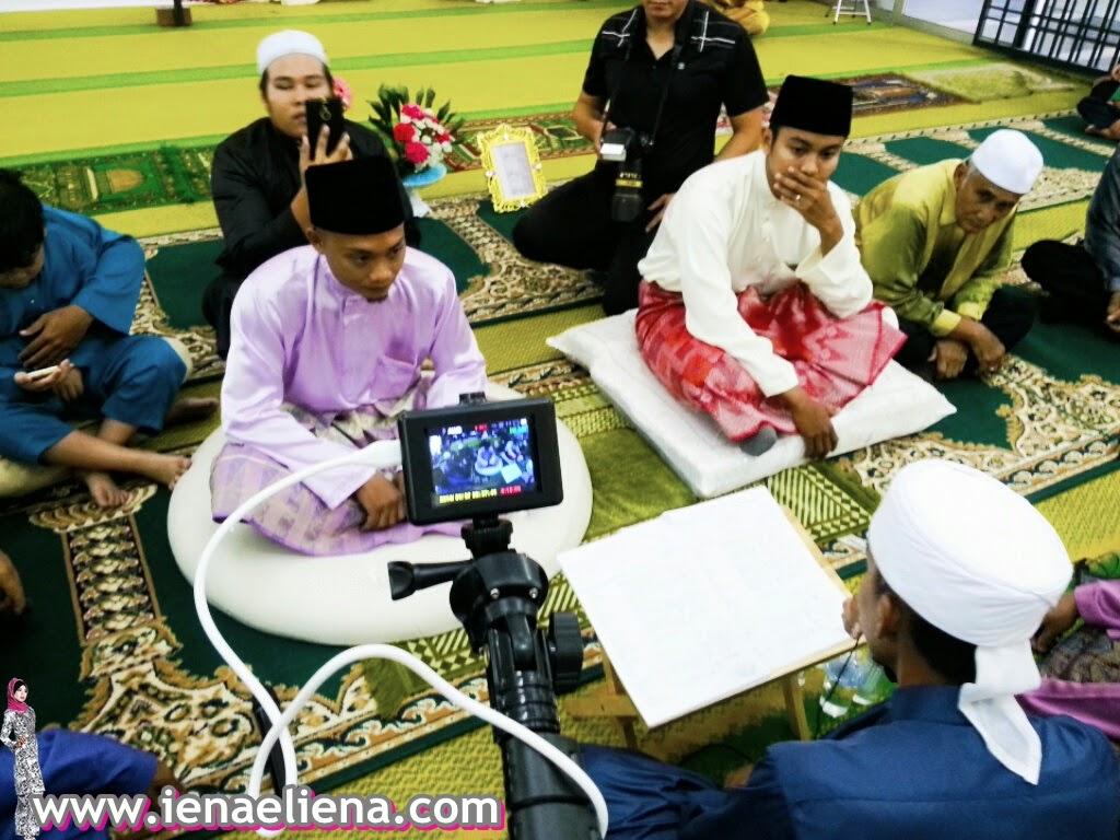 Majlis Akad Nikah Kak Lieya Nasuldin & Zulfadli Johan Ariffin