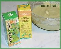 Oli essenziali per crema