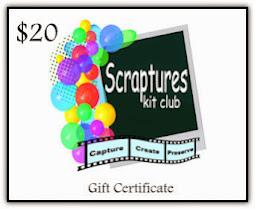 Scrappy Friends February BONUS Prize