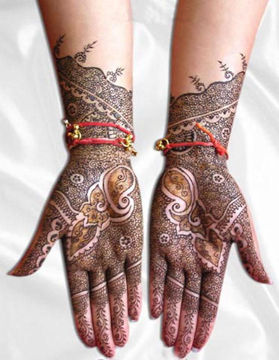 New Mehndi Patterns : Latest indian mehndi designs
