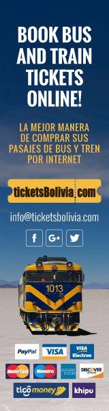 Compre pasajes de tren y bus online