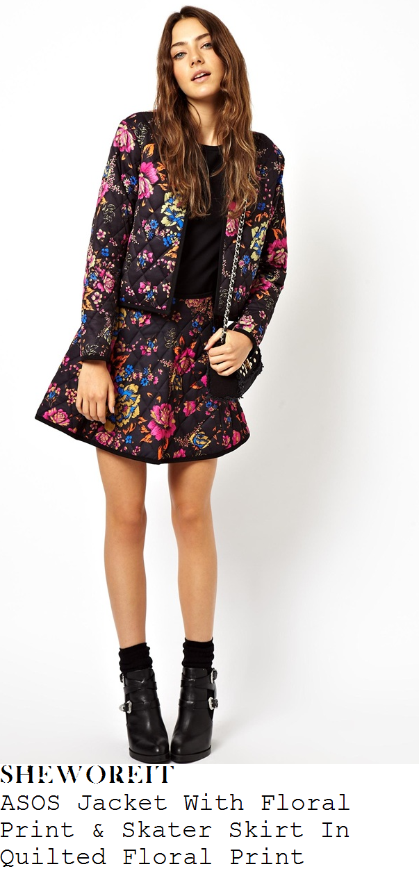 millie-mackintosh-floral-print-quilted-jacket-and-skirt