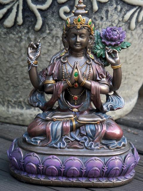 Silver Moon Adornments: Kuan Yin