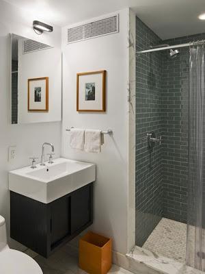 Interior Kamar Mandi1 Ide Desain Interior Rumah Gaya Minimalis