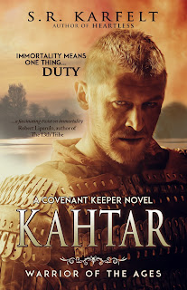 Kahtar, Warrior of the Ages, Karfelt, A Covenant Keeper Novel