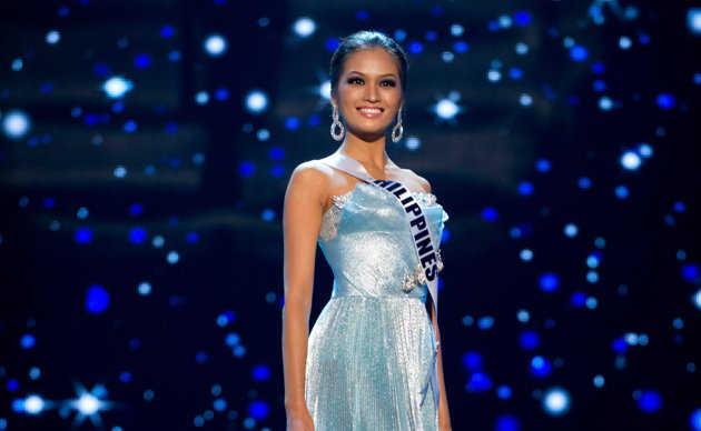 Miss Janine Togonon 1st Runner Up Miss Universe 2012
