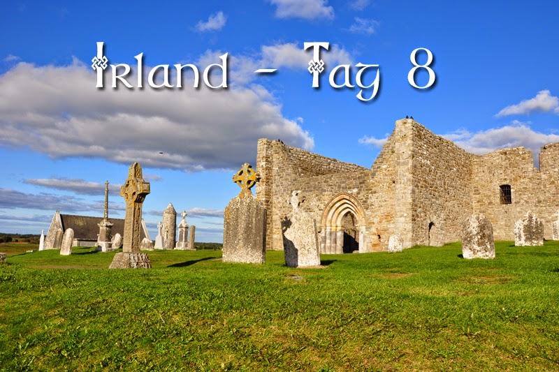 Irland 2014 - Tag 8 | Titelbild mit Clonmacnoise