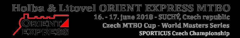 Holba & Litovel ORIENT EXPRESS MTBO