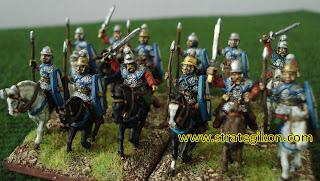 Galatian cavalry