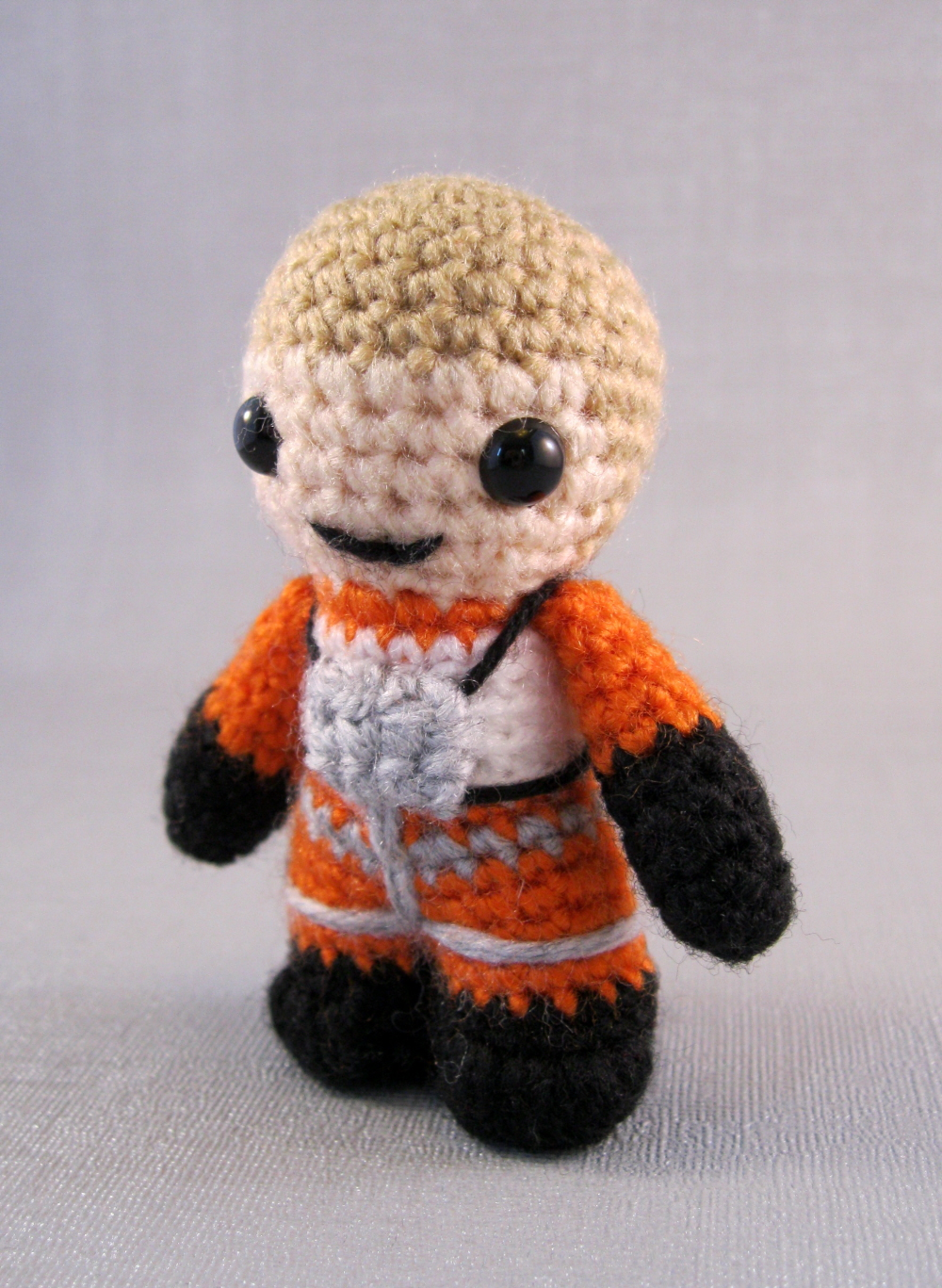 LucyRavenscar - Crochet Creatures: Luke Skywalker times three