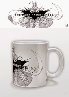 Taza Batman The dark knight rises