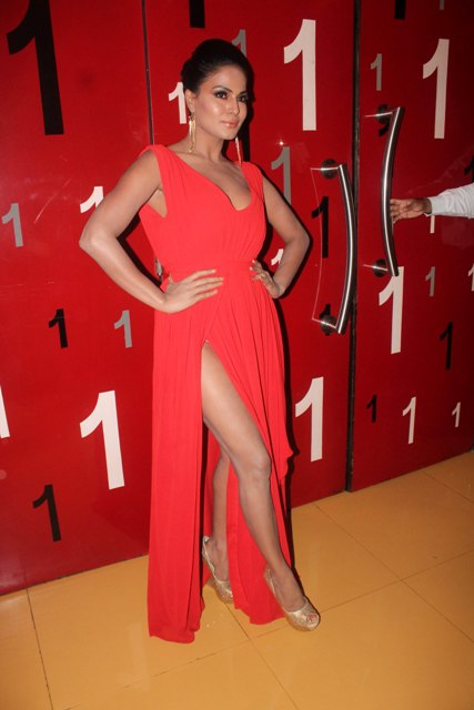 .'Supermodel' first look launched by Veena Malik