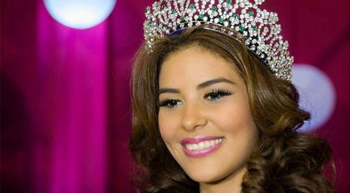 Corpse found: Miss Honduras is dead