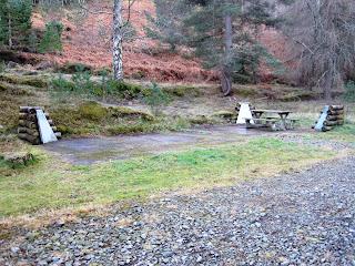 Dalmochie lumber camp, Pannanich, Deeside