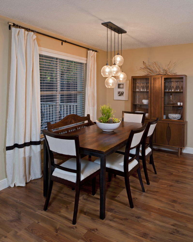 Blog page christen ales interior design for Modern dining room lighting