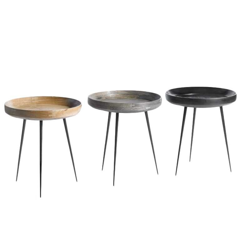 Siglo moderno lifestyle obsessed bowl tables by ayush - Table basse ronde industrielle ...