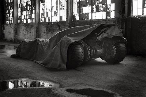 Lanzan primera imagen de la película Batman vs Superman