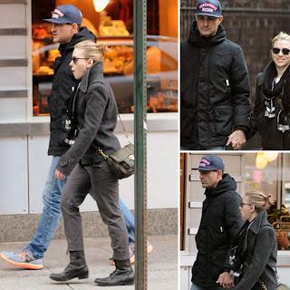 Scarlett Johansson Boyfriend