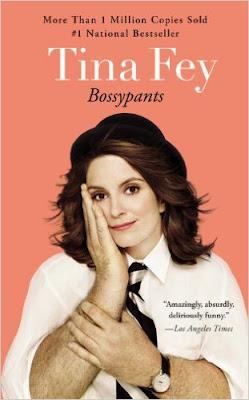 Bossypants av Tina Fey