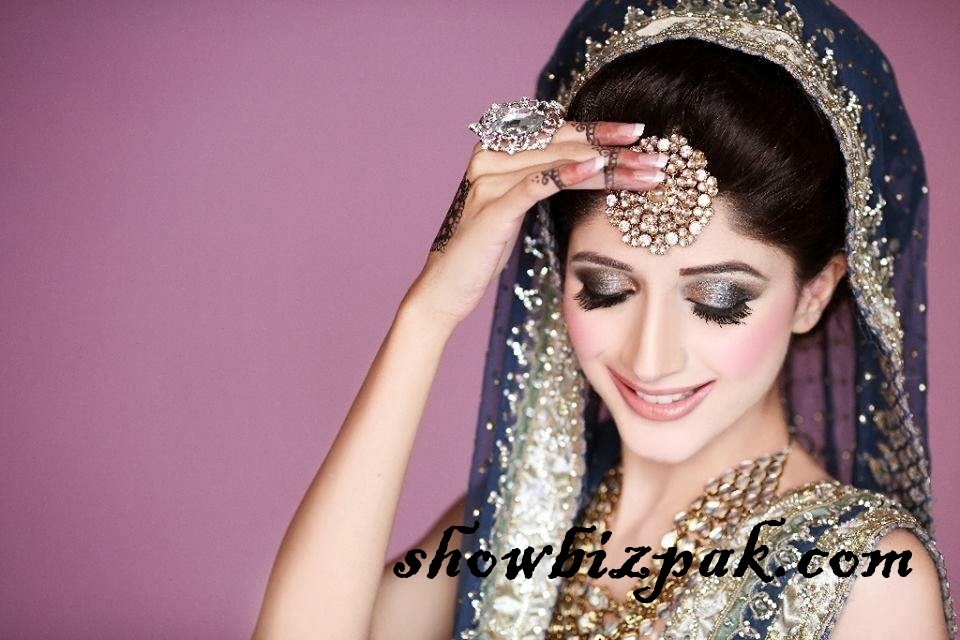 New Wedding Makeup : Celebrity Weddings: Mawra Hocane Wedding Pictures
