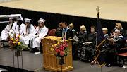 Max's High School Graduation