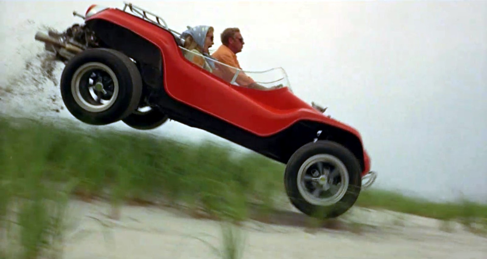 Classic Cars Authority The Steve Mcqueen Dune Buggy From