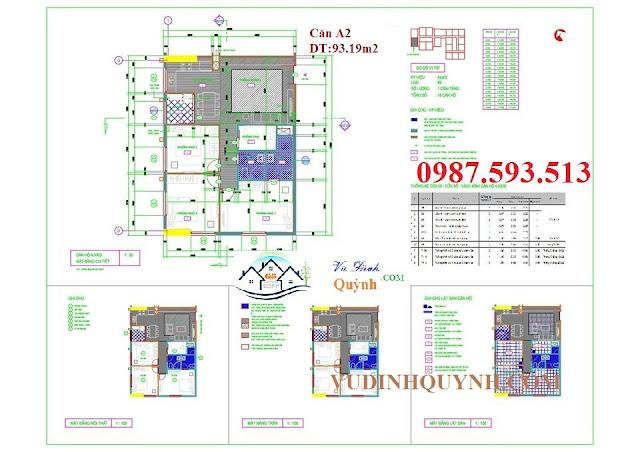 Căn A2 dự án 122 Vĩnh Tuy